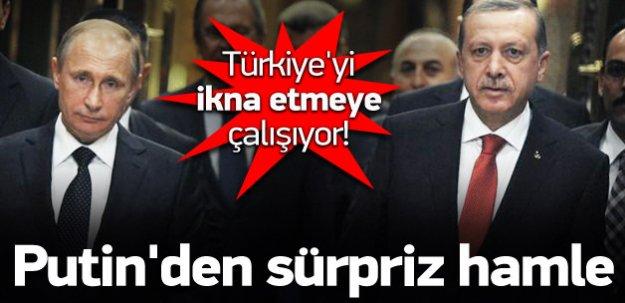 Sürpriz hamle! Türkiye'yi ikna etmeye çalışıyor
