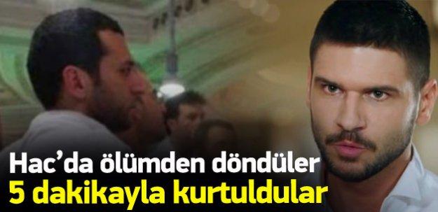 Tolgahan Sayışman ile Murat Yıldırım ölümden döndü