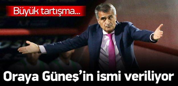 Trabzon'dan Şenol Güneş'e büyük onur