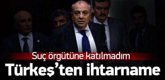 Tuğrul Türkeş'ten MHP'ye ihtarname