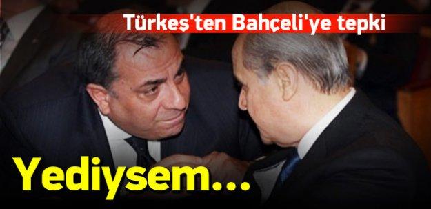 """Tuğrul Türkeş'ten """"mirasyedi"""" tepkisi"""