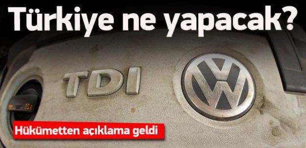 Türkiye VW'leri ne yapacak?