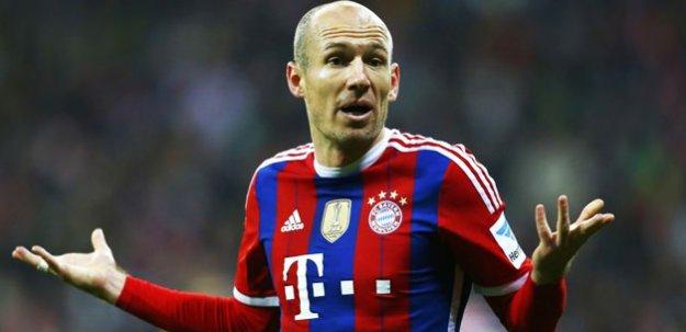 Türkiye'ye geliyor mu? 'Robben'le görüştüm!'