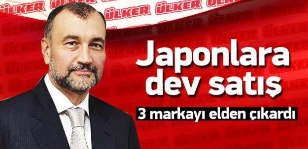 Ülker Cola Turka ve Çamlıca'yı Japonlara sattı