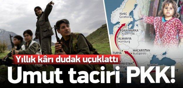 Umut taciri PKK!