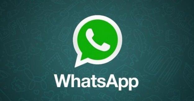 Whatsapp kullananlar yandı! Her şeyi okumuşlar!