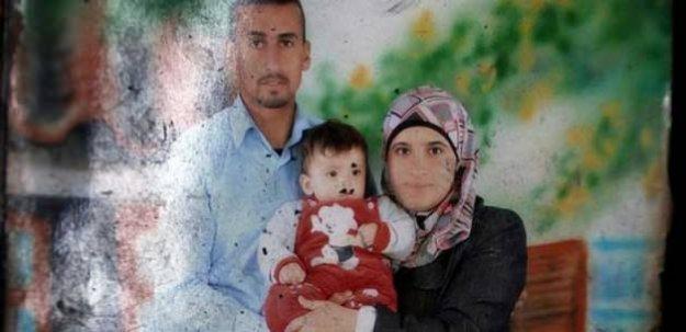 Yanan Filistinli bebeğin annesi de öldü