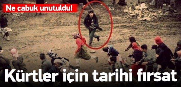 1 Kasım Kürtler için tarihi fırsat