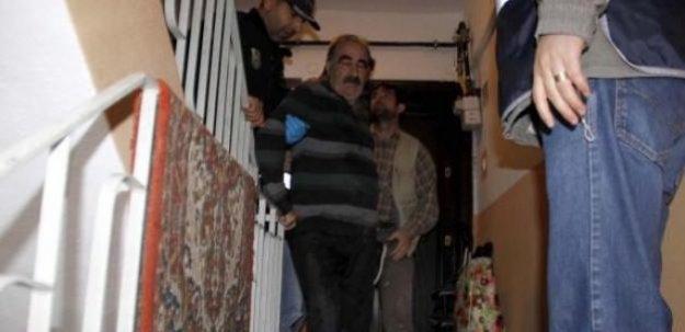 20 yıldır aranan PKK'lı kümeste yakalandı
