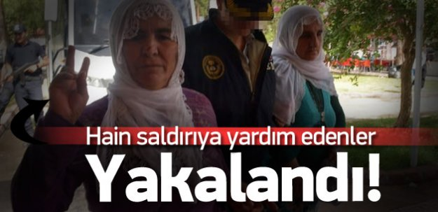 2 polisi şehit eden PKK'lılar yakalandı!