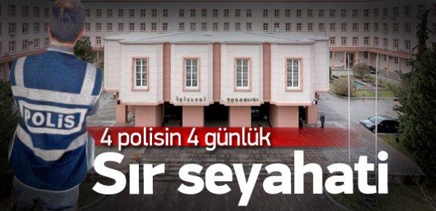 4 polisin 10 binlik Ankara sırrı çözüldü