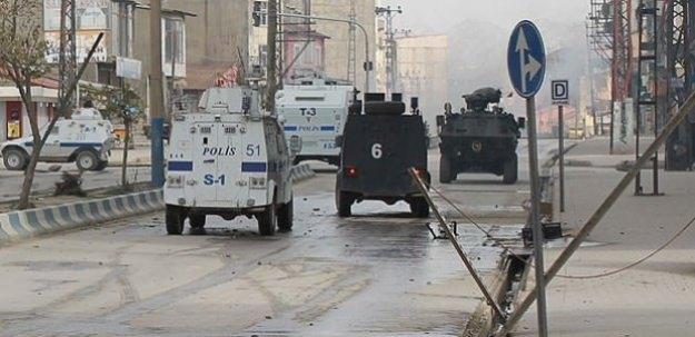 9 bölgede sokağa çıkma yasağı ilan edildi