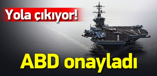 ABD'den Suudi Arabistan'a savaş gemisi