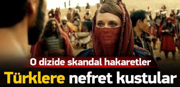 ABD yapımı dizide Türklere ağır ithamlar