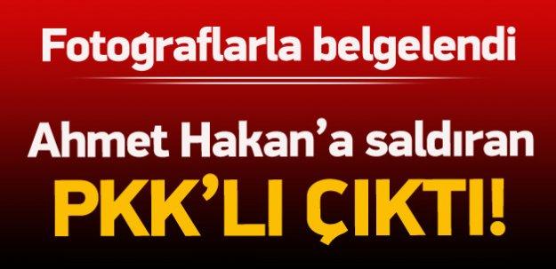 Ahmet Hakan'a saldıran PKK'lı çıktı