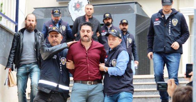 Ahmet Hakan'a saldıran zanlılar adliyeye sevk edildi