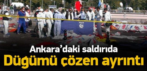 Ankara'daki saldırıda düğümü çözen ayrıntı