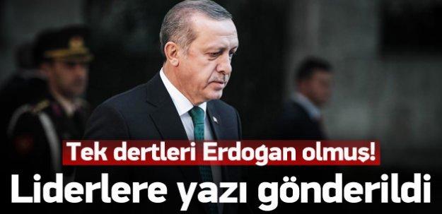 Avrupa'yı Erdoğan korkusu sardı