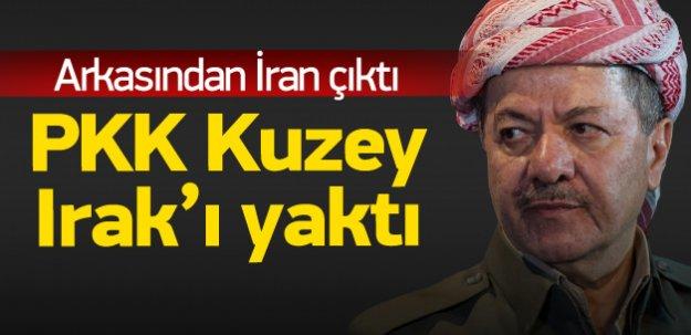 Barzani'ye karşı PKK-İran işbirliği