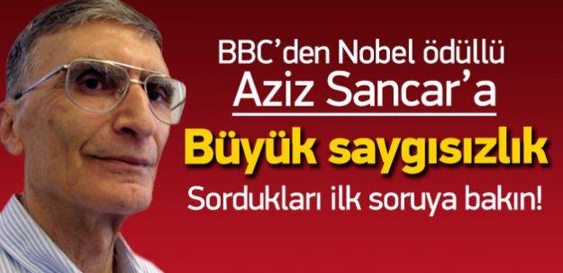 BBC'den Nobel ödüllü Türk'e büyük saygısızlık!