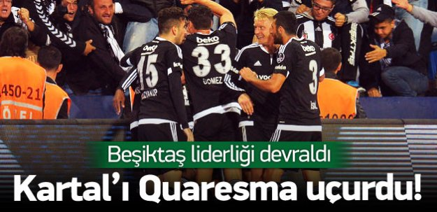 Beşiktaş - Çaykur Rizespor