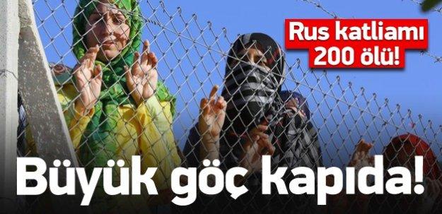 Büyük Türkmen göçü kapıda!