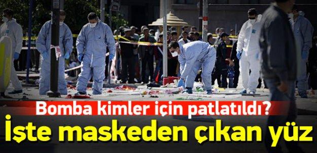 Canlı bomba kimler için patlatıldı?