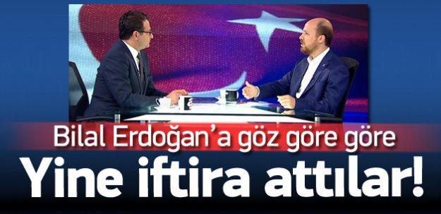 Cumhuriyet'ten Bilal Erdoğan iftirası