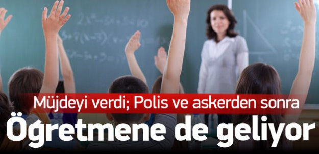Davutoğlu: Öğretmen akademisi kuruyoruz
