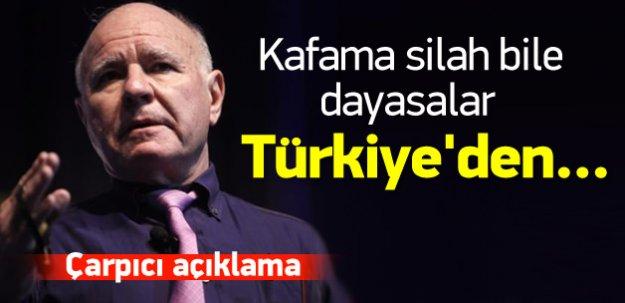 Dr Kıyamet: ABD'den değil Türkiye'den alırım