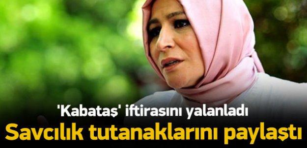 Elif Çakır, o iftiraya sert çıktı!
