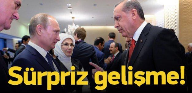 'Erdoğan Aralık'ta Putin'le görüşmeyi planlıyor