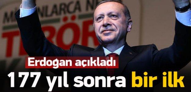 Erdoğan Belçika'da vatandaşlara seslendi