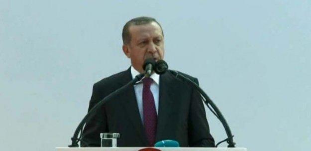 Erdoğan'dan YSK'ya çok sert tepki