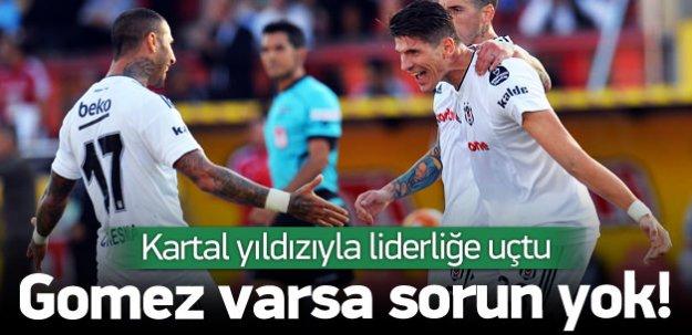 Eskişehirspor - Beşiktaş: 1-2