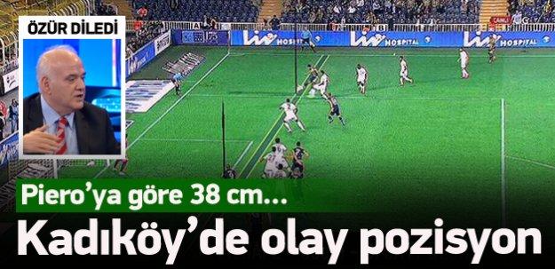 F.Bahçe'den tartışılan gol! Piero'ya göre...