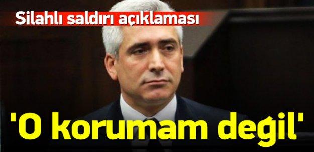Galip Ensarioğlu'ndan o habere yalanlama