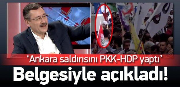 Gökçek: Ankara katliamını HDP-PKK birlikte yaptı