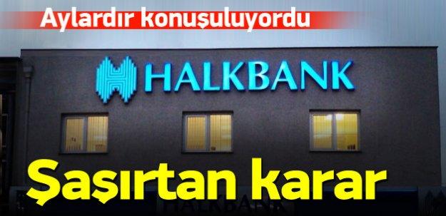 Halkbank katılım izninin iptali için başvurdu