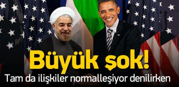 Hamaney ABD ile müzakereleri yasakladı