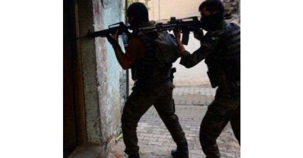 Hatay'da terör operasyonu: 4 kişi tutuklandı