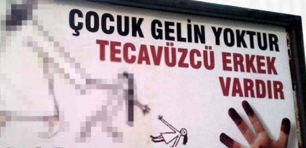 HDP'nin peygambere hakaret bilboarduna cevap