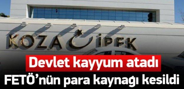 İpek Koza Holding için kayyum atandı