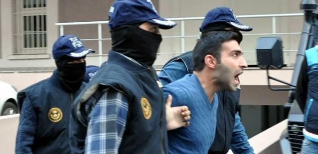 İzmir'de polise saldıran MLKP üyesi tutuklandı