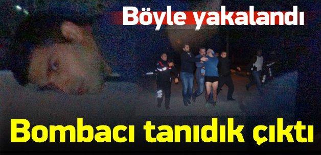 İzmir'de polise saldıran saldırgan yakalandı