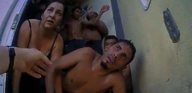 Kaçak göçmenler ölmek üzereyken bulundu