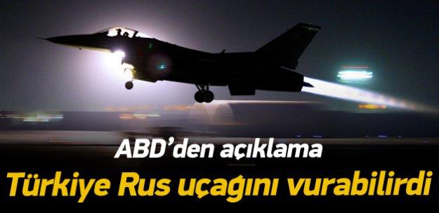 Kerry: Türkiye Rus uçağını vurabilirdi