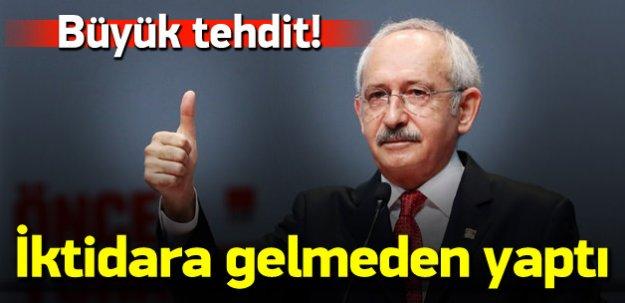 Kılıçdaroğlu iktidara gelmeden zamlara başladı