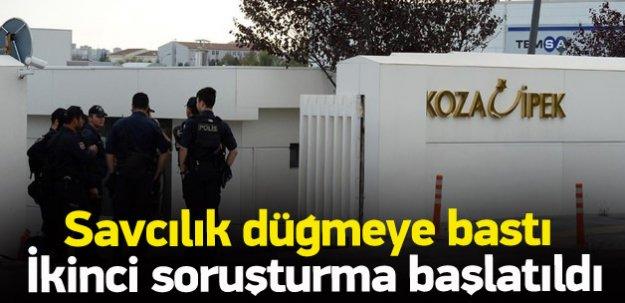 Koza İpek Holding'e bir soruşturma daha