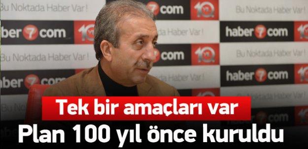 Mehdi Eker: Amaçları güçlü Türkiye'yi durdurmak